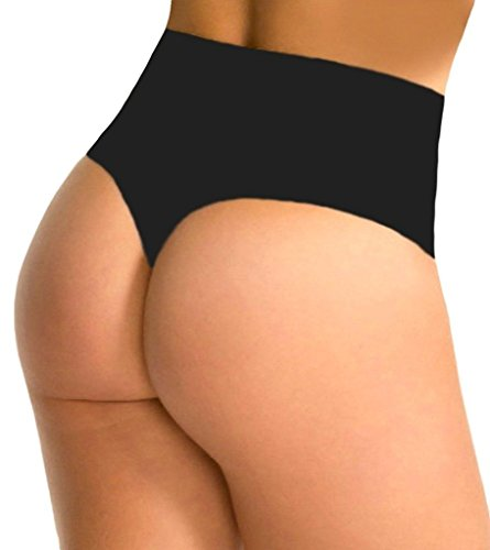 a2fb59550e SAYFUT Women Waist Cincher Girdle Tummy Slimmer Sexy Thong Panty Shapewear.  New moms