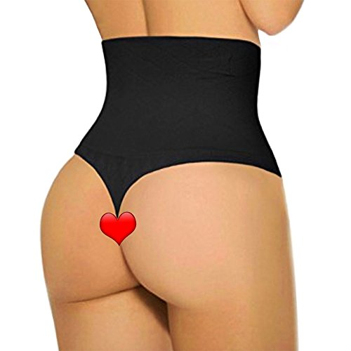 3f67e97b85 Jenbou Waist Cincher Girdle Tummy Control Panties Trainer Sexy Thong ...