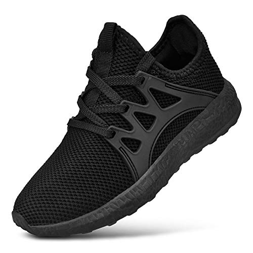 18468fa6e Biacolum Kids Sneaker Mesh Breathable Athletic Running Tennis Shoes for Boys  Girls