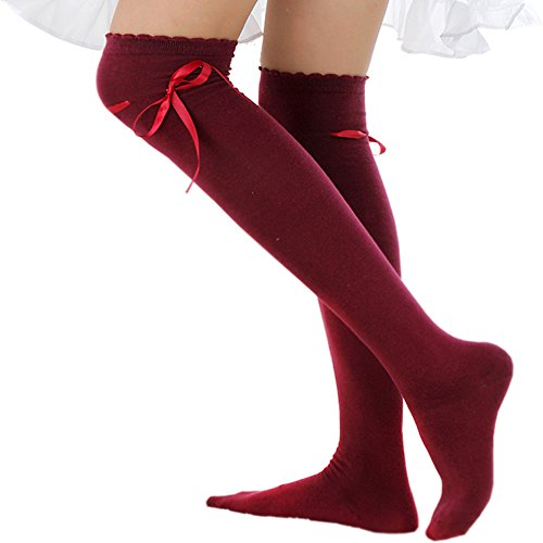 American Grown With Irish Roots Womens Knee High Socks Winter Warm Boot Socks Tube Stockings