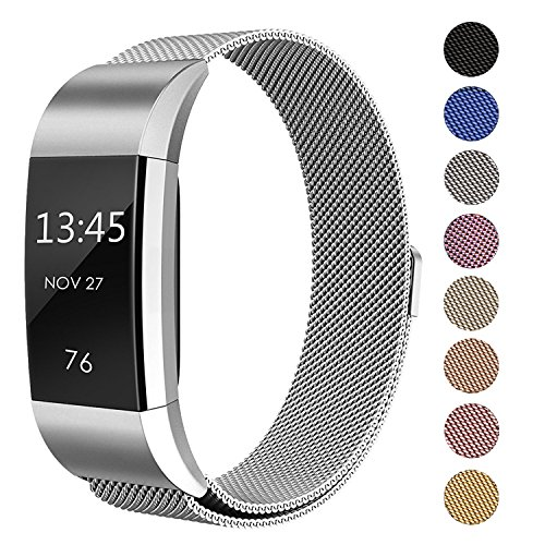 HUMENN Bands Compatible Fitbit Charge 2, Replacement