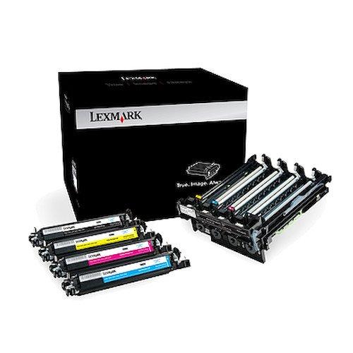 71B0030 71B0020 71B10M0 Pegasus Compatible Replacement for Lexmark CS317 CS417 CS517 CX317 CX417 CX517 3K//2.3K 5 Color Toner Set 71B0010 71B10K0 71B10Y0 71B0040 71B10C0