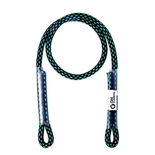 12mm Diameter 3000lb Rescue Rope Rock Climbing Rappelling Caving Escape Rope